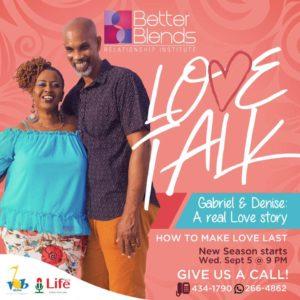 Love Talk show promo