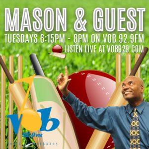 Mason Guest V8