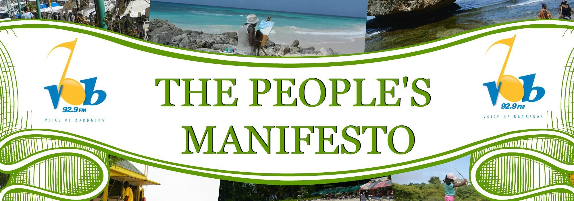 The People's Manifesto 700