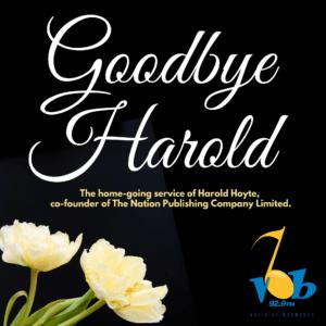THE HAROLD I KNEW (9)