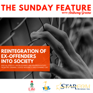 Copy of The Sunday Feature Reintegration of Ex-offenders into Society (2)