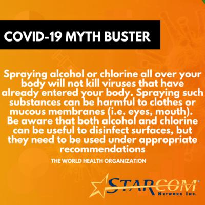 COVID-19 MYTH BUSTER 2nd PIC FB