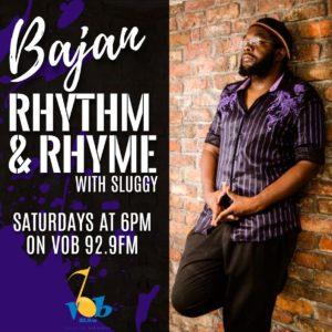 Bajan Rhythm and Rhyme